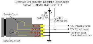 fog light switch wiring tacoma world