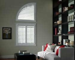 custom interior shutters by hunter douglas in northville mi