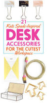 Kate Spade Wall Decor by 21 Kate Spade Inspired Desk Accessories That Are Less Than 20