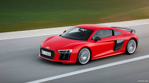 red audi r8 wallpaper 2016 audi r8 v10 plus dynamit red side hd wallpaper 6