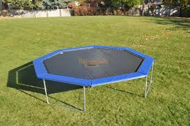 16 octagon all american trampoline trampolines com 14 octagon all american trampoline