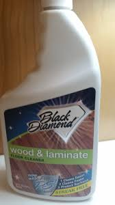 Laminate Flooring Cleaning Products Black Diamond Wood And Laminate Floor Cleaner Couponer 101