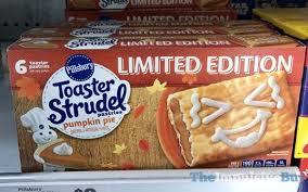 Toaster Strudel Ad Pumpkinundation 2017 Returns Edition 9 6 2017 The Impulsive Buy