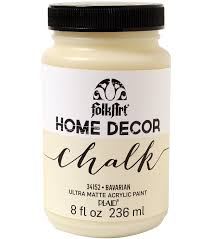 folkart home decor chalk paint 8 oz joann