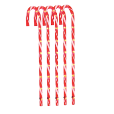 Outdoor Christmas Decorations Candy Canes by Sienna 26in Lighted Candy Cane Pathway Markers Outdoor And