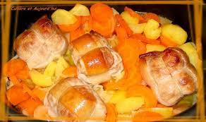 cuisiner des paupiettes de veau au four paupiettes de veau carottes pommes de terre à l ultra plus