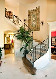 How To Decorate A Traditional Home How To Decorate A Curved Wall Living Room Contemporary With