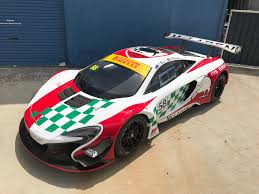mclaren factory alvaro parente joins fraser ross in new look mclaren 650s gt3