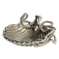 art deco octopus ring holder images Octopus collection by collection culinary concepts jpg