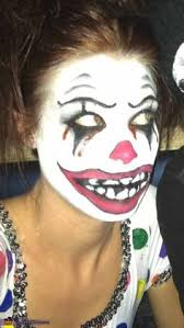 Scary Halloween Clown Costumes Creepy Clown Party Scary Creepy Mask Halloween Clowns Costumes