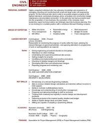 Engineering Resume Templates Cozy Inspiration Engineering Resume Templates 6 Civil Engineering