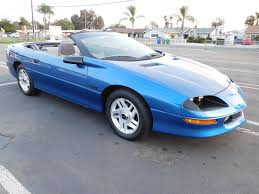 daily turismo auction watch 1994 chevrolet camaro z28 6 speed