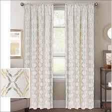 White Gold Curtains Kitchen Walmart Kitchen Curtains Window Curtains Black And White
