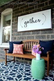 outdoor decor 20 diy outdoor decor decorating ideas