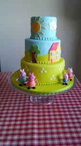 137 best peppa pig olivia cakes images on pinterest cakes