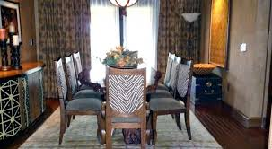 Animal Print Dining Chairs Valnet Home - Animal print dining room chairs