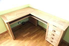 bureau d angle bois massif bureau d angle en bois massif bureau angle massif d en dangle bureau