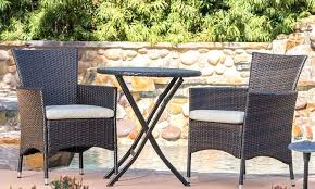 3 piece patio set under 100 10 most stylish 3 piece patio furniture