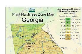 Climate Zones For Gardening - usda plant hardiness zone map
