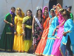 indian culture representing winning miss brampton grade 9 geo