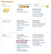 amazon black friday prime trail how to cancel amazon prime unsubcribe from amazon prime u0026 get