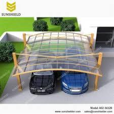 Car Port Roof Polycarbonate Carport Aluminum Carports Car Parking Shade Shelter