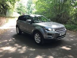 range rover evoque 2012 ed4 tech plus 5 door manual 2 2 diesel