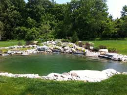 Backyard Swimming Ponds by Vermont Natural Swimming Pond Vermont Landscaping Design
