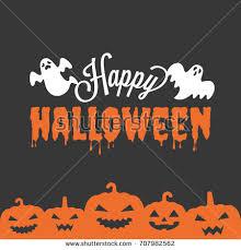 happy halloween vector background stock vector 730138684
