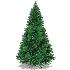 small lighted artificial trees rainforest islands ferry