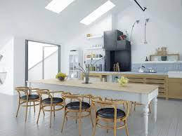 Model Kitchen Kitchen And Studio Modern Interior Design 3d Model Obj