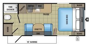 avenger rv floor plans 2017 jay flight slx travel trailer floorplans u0026 prices jayco inc
