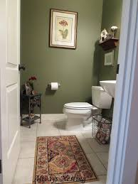 powder room color schemes guest bathroom paint color ideas