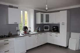meuble de cuisine blanc quelle couleur pour les murs decoration cuisine 2017 avec meuble de cuisine blanc quelle