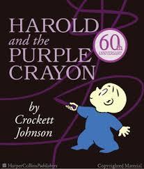 crockett fantasy of lights harold and the purple crayon crockett johnson hardcover