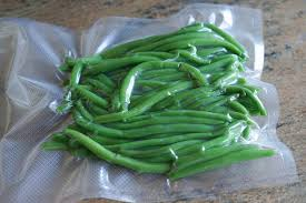 cuisiner haricots verts frais conserver les haricots verts sous vide