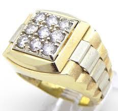 men gold rings 32 best beautiful mens gold diamond rings eternity jewelry