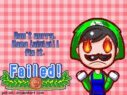 Mama Luigi Meme - mama friggin luigi by cybermoonstudios on deviantart