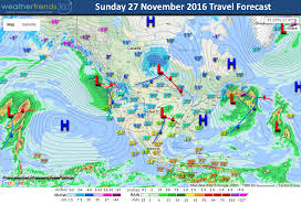 Seattle Weather Map by Star Date 21 November 2016 Monday Blog Weathertrends360