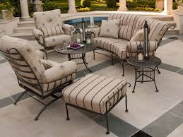 Pvc Patio Furniture Cushions - wrought iron patio furniture cushions patio furniture cushions