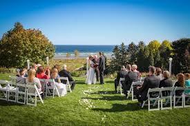 wedding venue island mission point resort mackinac island mi wedding venue