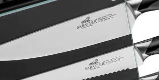 couteaux de cuisine sabatier bloc denver 5 couteaux sabatier international design