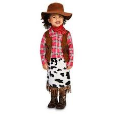 Toddler Cowgirl Halloween Costume Cowgirl Costume Target
