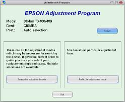 resetter epson r230 windows adjustment program epson tx400 and sx400 series tricks collections com