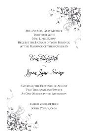catholic wedding invitation catholic wedding invitations catholic wedding invitation wording
