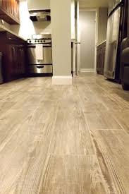 wooden floor effect tiles belfast wood tile kitchen ideas