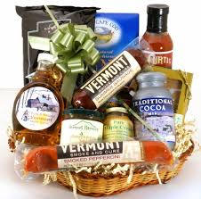 build a gift basket build a vermont gift basket