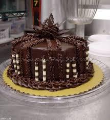 ganache cake cakecentral com