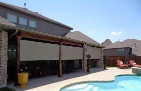 Shade Backyard Shade Works Of Texas Retractable Shades And Awnings