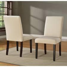 Parsons Dining Chairs Modus Autumn 11 Piece Dining Table Set Walmart Com